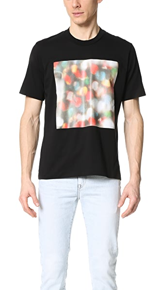 PS by Paul Smith Blurry Dot Tee