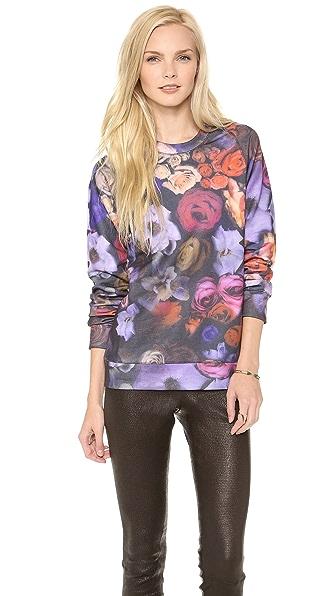 Paul Smith Black Label Printed Sweatshirt