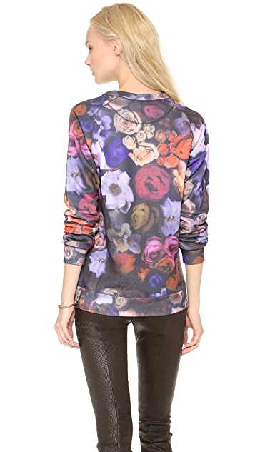 Paul Smith Black Label Printed Sweatshirt