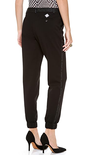 Paul Smith Black Label Cuff Trousers
