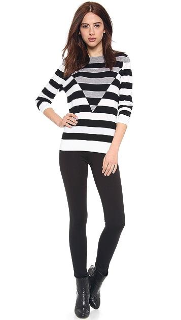 Paul Smith Black Label Stripe Sweater