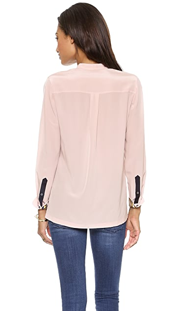 Paul Smith Black Label Silk Blouse