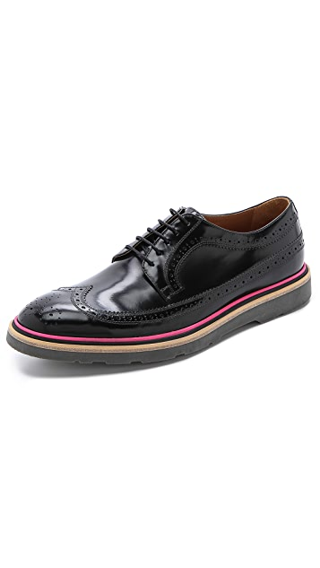 Paul Smith Grand Wingtip Oxfords