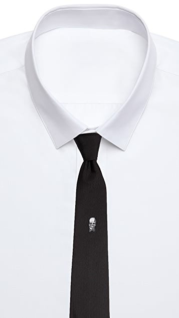 Paul Smith Skull Tie