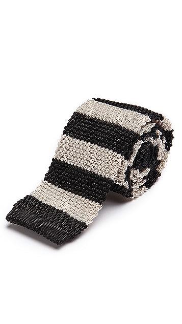 Paul Smith Colorblock Tie