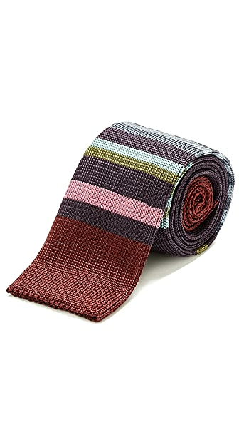 Paul Smith Multi Stripe Tie