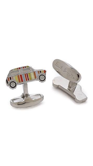 Paul Smith Mini Car Cufflinks