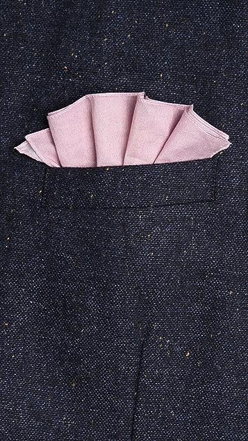 Paul Smith Paul's Drawings Pocket Square