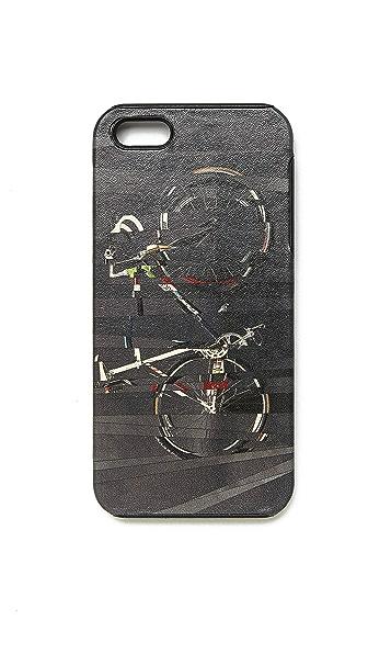 Paul Smith Paul's 9 Bikes iPhone 5 Case