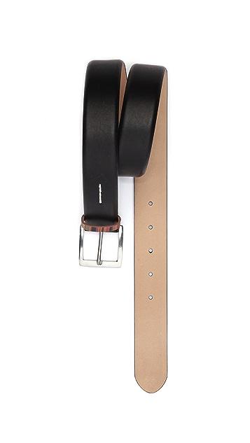 Paul Smith Vintage Multistripe Keeper Belt