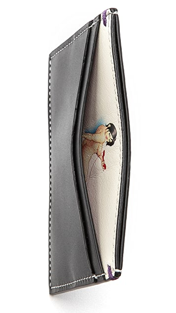Paul Smith Naked Lady Card Holder