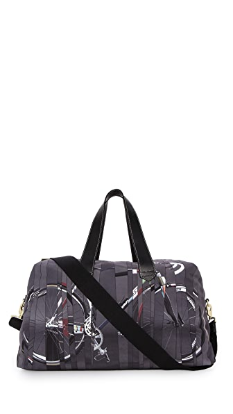 Paul Smith Paul's 9 Bikes Holdall Bag