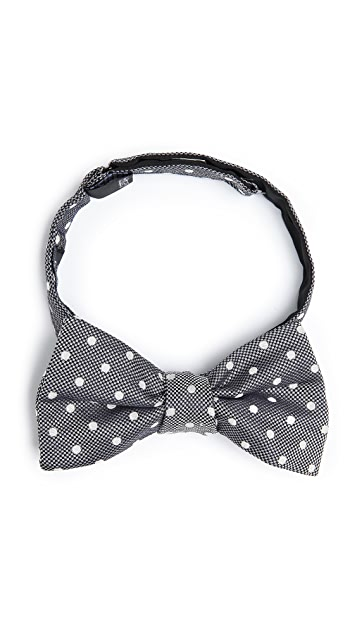 Paul Smith Polka Dot Bow Tie