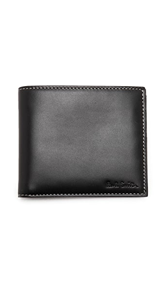 Paul Smith Naked Lady Bifold Wallet