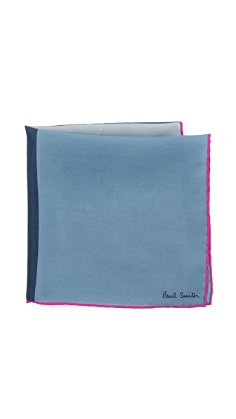 Paul Smith Silk Square Pocket Square