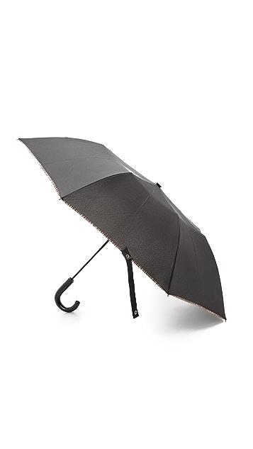 Paul Smith Multi-Stripe Trim Umbrella