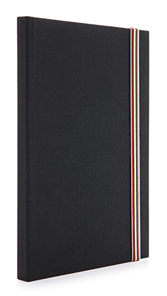 Paul Smith Elastic Medium Notebook