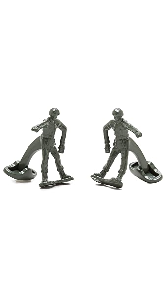 Paul Smith Toy Soldier Cufflinks