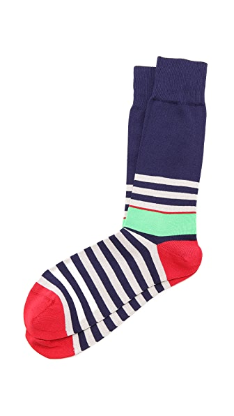 Paul Smith Boat Stripe Socks