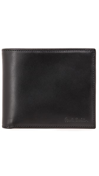 Paul Smith Interior Multi Stripe Billfold