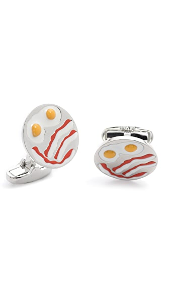 Paul Smith Fry Up Cufflinks