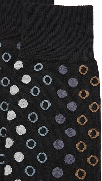 Paul Smith Polka Spot Socks