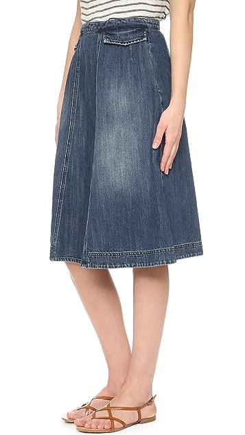 Paul Smith Jean Skirt