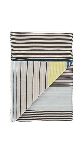Paul Smith Summer Stripe Scarf