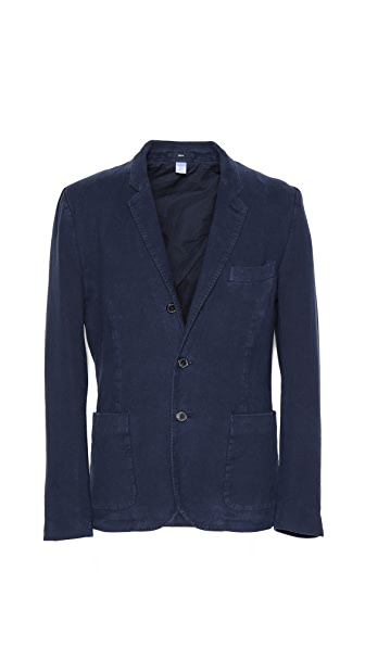 Paul Smith Jeans 3 Button Cotton Jacket