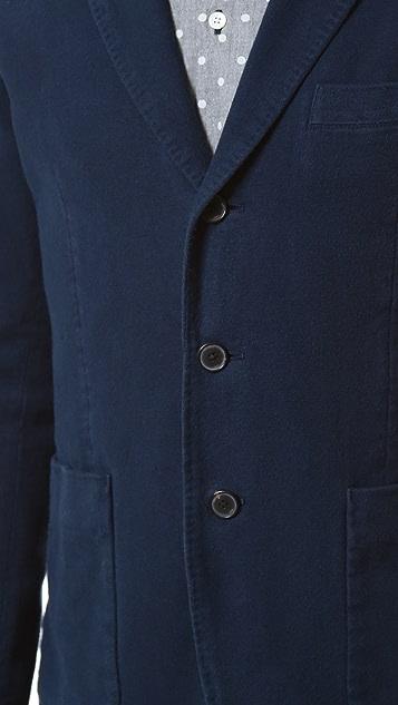 Paul Smith Jeans 3 Button Cotton Jacket