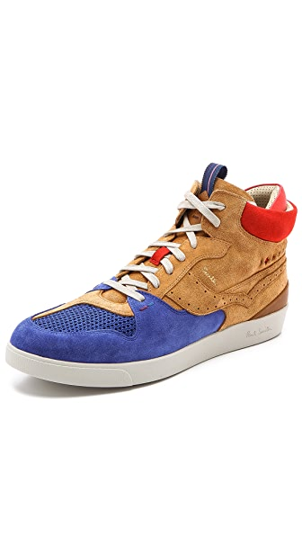 Paul Smith Jeans Dreyfuss Suede Hi-Top