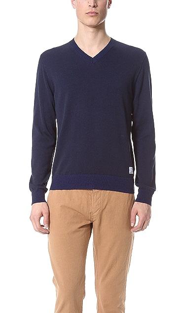 Paul Smith Jeans V Neck Sweater
