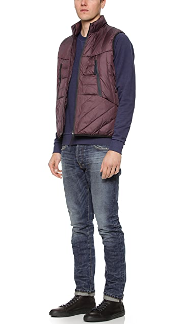 Paul Smith Jeans Down Vest