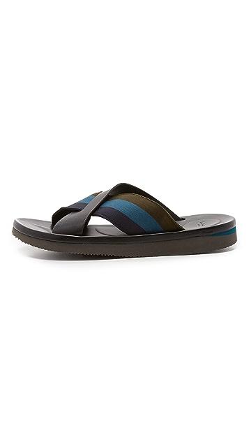 Paul Smith Jeans Gain Sandals