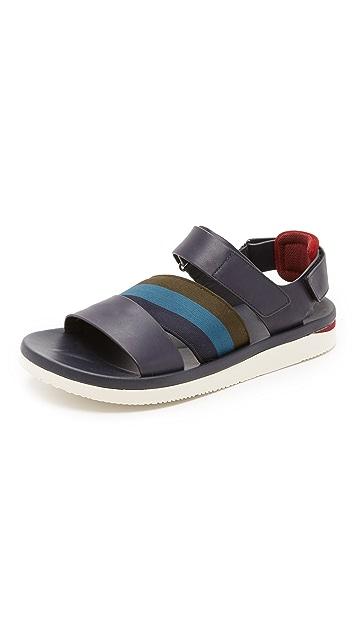 Paul Smith Jeans Bowler Sandals