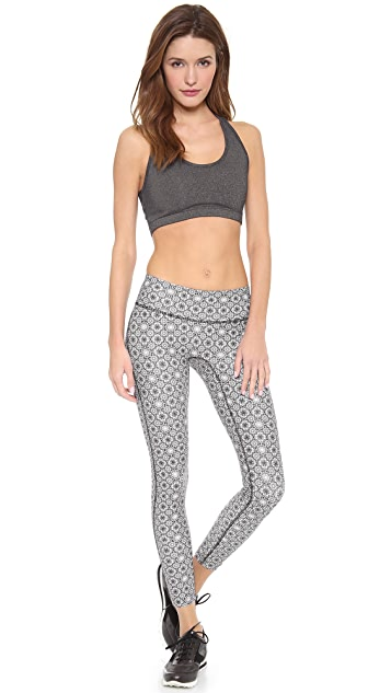 PRISMSPORT Medallion Leggings