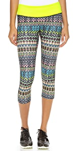 Capri Leggings                PRISMSPORT