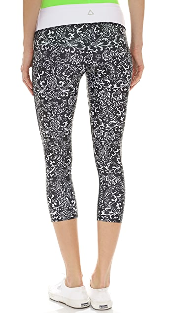 PRISMSPORT Capri Leggings