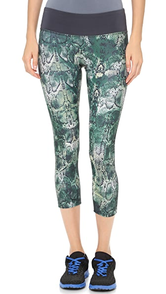 PRISMSPORT Anaconda Capri Leggings