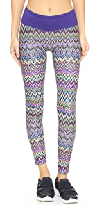 Swirl Leggings                PRISMSPORT