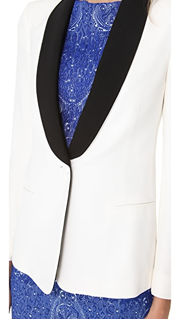 Peter Som Tuxedo Jacket