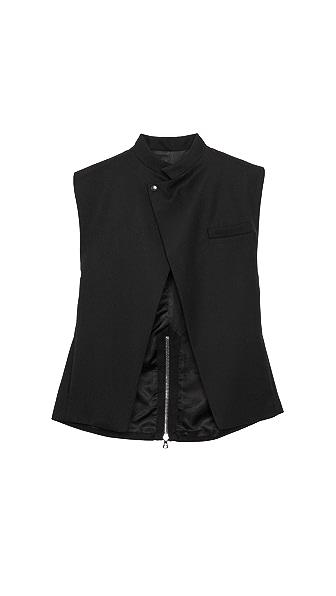 Public School Wool Vest