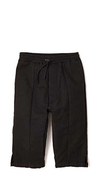 Public School Cotton Shorts