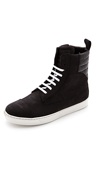 Public School The Generic Man High Top Sneakers