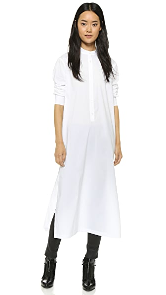 Public School Bedouin Tunic - White