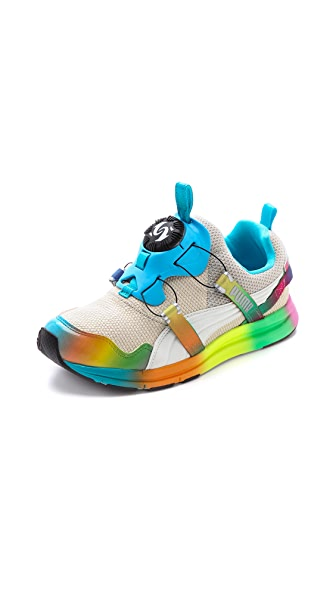 PUMA Puma x Solange Girls of Blaze Disc Rainbow Sneakers