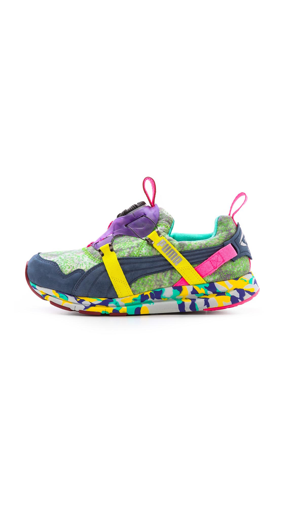 PUMA Puma x Solange Girls of Blaze Disc Rainforest Sneakers  9a929b488