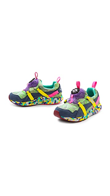 PUMA Puma x Solange Girls of Blaze Disc Rainforest Sneakers