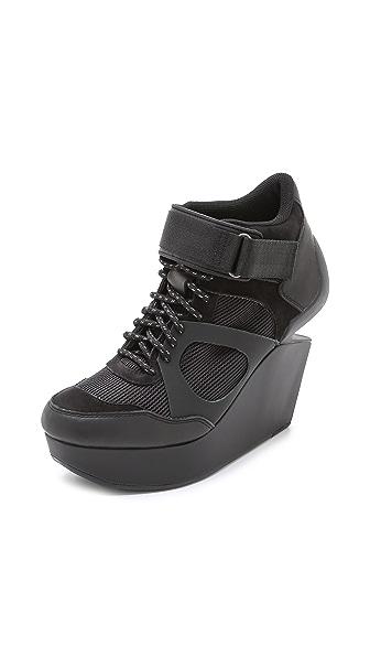 PUMA McQ Leap Lo Wedge Sneakers