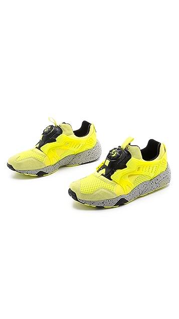 PUMA Select Disc Blaze Mesh Evolution Sneakers